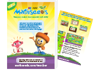 Mathseeds Brochures