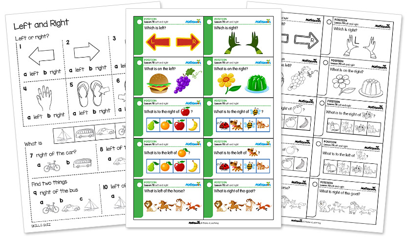 targeted resources to review math skills